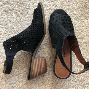 Lucky Brand Block Heels